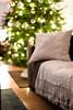 cozy christmas (thethomsn) Tags: cozy christmas christmastree fairylights livingroom indoors decoration facility blanket thethomsn 6dii bokeh dof depthoffield