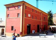 Silvia's house at Recanati (Carlo Raso) Tags: giacomoleopardi silvia poesia literature house recanati poetry marche italy