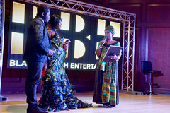 DSC_6939 Black British Entertainment Awards BBE Dec 2017 at Porchester Hall London by Jean Gasho Co Founder of BBE with Kofi Nino Ghanaian Opera Singer and Maria Lovell CEO of The Ghana Society UK and Miss Tourism Ghana UK (photographer695) Tags: black british entertainment awards bbe dec 2017 porchester hall london by jean gasho co founder with kofi nino ghanaian opera singer maria lovell ceo the ghana society uk miss tourism