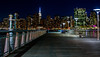 Muelle / Pier (López Pablo) Tags: night manhattan new york hudson river nikon d7200