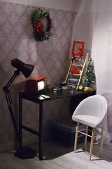 Handmade gifts. Polymer clay (kinmegami) Tags: barbie rement diorama roombox polymerclay miniature handmade christmastree christmas momoyathejapanesenostalgicmeals cuteourhome todaysmeal