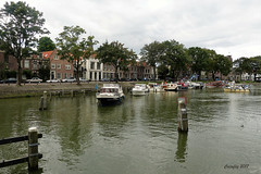 Weesp (Cajaflez) Tags: boten bomen weesp nederland thenetherlands