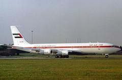 United Arab Emirates Boeing 707-3L6B A6-HPZ (gooneybird29) Tags: flugzeug flughafen aircraft airport airplane airline boeing 707 muc riem a6hpz uae unitedarabemirates