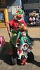 Ready for the fun (Val in Sydney) Tags: sydney fish market nsw australie australia fun costume