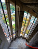 Spiral staircase with a view (lsalcedo) Tags: bern minster switzerland bernermünster cathedral reformed capital view