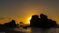 As the sun goes down (Geoff's visions) Tags: granity westcoast newzealand nz