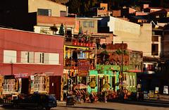 Atardecer en Copacabana (Miradortigre) Tags: bolivia sunset atardecer titicaca copacabana