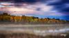 Sunrise (dougkuony) Tags: hdr autumn clouds dawn fall lake lakeshore sky sunrise