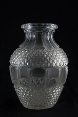 Shadowplay (Robin Penrose - Canadian eh?) Tags: 201801 shadows blackwhite bw glass vase