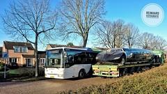 Arriva 64.. (Irisway-Crossway LE)& Transportmuseum Lelystad Superbus Jol-West (Nederland)