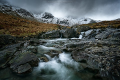 winter in deepdale. (akh1981) Tags: manfrotto mountains moody nikon nisi landscape lakedistrict deepdale wideangle walking water cumbria clouds manfotto travel rocks