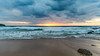 Sunrise Seascape (Merrillie) Tags: daybreak shoreline sand landscape nature water surf clouds outdoors newsouthwales rocks killcarebeach nsw dawn beach ocean coast waves sea coastal seascape sky waterscape photography centralcoast killcare australia