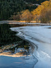 Frosted (raymond_carruthers) Tags: trees lochs trossachs frozen nationalpark reflections mountains water ice lomondtrossachs scotland lochchon