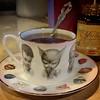 It's freezing, finally broke out the @mabgraves tea cups to make a proper cup of Lady Grey #mabgraves #justonebite #bonechina #limitededition #popsurrealism #strangeandlovely #batgirl #theepicure #farrah #ransom #bonechina (Sivyaleah (Elora)) Tags: tea mab graves pop surrealism bone china limited edition just one bite batgirl epicure farrah ransom