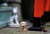 The Adventures of Pic in Japan ~ Told by himself 41/55 (**Alice**) Tags: pic sonyα450 50mm japan japonia 日本 mangusta mangustă mongoose 伏見稲荷大社 fushimiinaritaisha