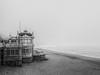 ... (Lanpernas .) Tags: niebla bruma playa beach laconcha donostia donosti sansebastian sansebastián arquitectura architecture caseta casetadebaños casetareal