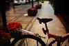 2150/1805 (june1777) Tags: snap street seoul night light bokeh dof canon eos 5d nikon nikkor 35mm f14 ais 1600 clear bicycle