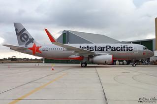 JetStar Pacific --- Airbus A320 --- LZ-CMA
