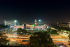 Hub Of Chennai (Logesh Photostream) Tags: chennai centralrailwaystation hubofchennai longexposure night light traffice streaklights slowshutter nikond750 wideangle