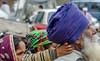 Riding with grandpa (Pejasar) Tags: child boy grandfather amritsar punjab india turban travel family beard hard grasp