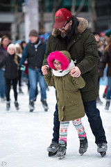 Bryant Park Winter Village Ice Rink Dec 2017 (dansshots) Tags: bryantpark bryantparkicerink wintervillageatbryantpark midtown midtownnewyork iceskating iceskatingrink icerink skating dansshots nikon nikond750 70200mm bankofamericawintervillage