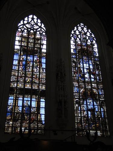 Cathédrale des Saints Michel et Gudule - Brussels - Belgium