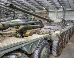 Panhard Armoured car 16th September 2017 #4 (JDurston2009) Tags: tigerday armouredcar bovington bovingtoncamp dorset tankmuseum thetankmuseum vehicleconservationcentre panhardebr75