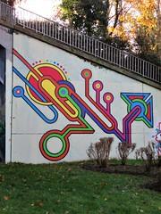 Seize / Paris Palaiseau - 26 nov 2017 (Ferdinand 'Ferre' Feys) Tags: paris france streetart artdelarue graffitiart graffiti graff urbanart urbanarte arteurbano ferdinandfeys