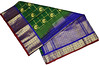 GDL006001C (Anivartee.) Tags: handwoven silk saree