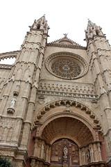 Kathedrale Palma de Mallorca (Bastian Scholt) Tags: mittelmeer mallorca balearen urlaub palma palmademallorca kathedralemallorca kathedrale