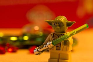 Yoda bokeh