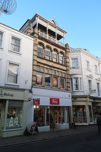 Architecture, High Street, Barnstaple
