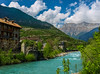 ¡Qué bello es ver la montaña! (Jesus_l) Tags: europa españa huesca broto pirineos ríoara