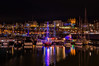 Ramsgate harbour Christmas (jonbawden50) Tags: ramsgate harbour boats boat nightime water sea sky lights christmas colorful colourful bay night city buildings