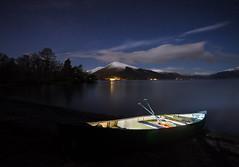 Inchconnachan Island Winter Adventure. (grahamwilliamson1985) Tags: canoe lochlomond camping wildcamp water scotland lightpainting longexposure grahamwilliamson adventure mountain