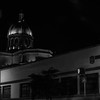 (viiv127) Tags: noir blackandwhite blancoynegro city ciudad durango mexico square proportion studies digitalnoise