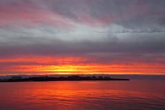 Sunset. Sevastopol, Black Sea. (Vitaly Giragosov) Tags: севастополь крым закат crimea sevastopol sunset blacksea чёрноеморе