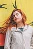 Arci (Laura Daniela Ruiz.) Tags: street shot canon redhead beauty latina rapper hiphop dancer graffiti bogota colombia urbanstyle