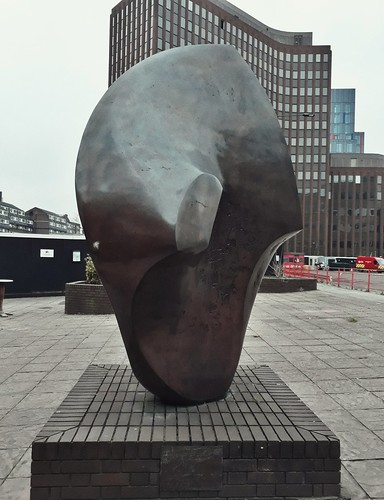 Whitechapel monolith