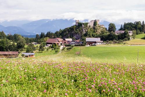 Alpe Adria trail - day one