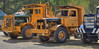 Mack & Hayes (zeteticdds) Tags: hayes hdw hd 1972 mack logging truck 1952 lm drybrough steve