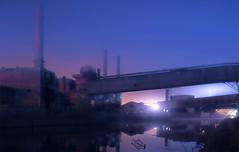 Charleroi by night (thomaslaconis) Tags: