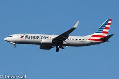 American Airlines | N894NN | Boeing 737-823 | JFK | KJFK (Trevor Carl) Tags: 737823 aviation boeing avgeeks photo 31147 aircraft airplane alltypesoftransport americanairlines jfk kjfk n894nn newyork newyorkcity newyorkjohnfkennedy plane transport unitedstatesofamerica airlinersnet