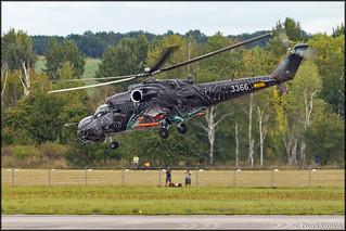 Mil Mi-24V Hind AlienTiger