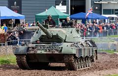 Leopard 1 MBT 16th September 2017 #4 (JDurston2009) Tags: leopard1a3 tigerday bovington bovingtoncamp dorset mbt tank tankmuseum thetankmuseum tanksinactiondisplay tigerdayviii