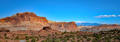 Utah Scenic View (Don Mosher Photography) Tags: utah hiking nature vacation holiday desert scenic travel road trip vista view park outdoors