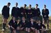 14a (cane4u) Tags: boy boys schoolboy schoolboys teenage teenager school uniform grey shorts socks tie blazer spanking headmaster discipline corporal punishment cp cane caning strap tawse paddle birch