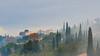 L'hiver dans l'arrière pays (sud de la France) (william 73) Tags: omd em10 mk2 olympus 75mm f18 paysage france alpesmaritimes brume hiver