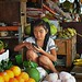 One Woman Only Only Women Fruit Adults Only Adult One Person Food And Drink Women Front View Healthy Eating People Market Freshness Healthy Lifestyle Food Day Retail  One Young Woman Only Outdoors Portrait Vietnamfoodstreet Vietnamfood StreetLife_Award St
