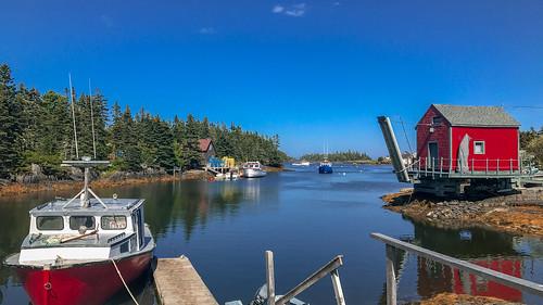 Nova Scotia Stonehurst View Canada Boat IMG_2591